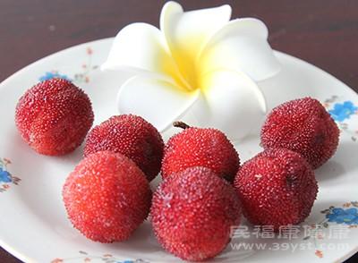 吃杨梅的好处 常吃这水果帮你抗衰老