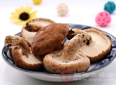 吃香菇具有预防癌症的作用
