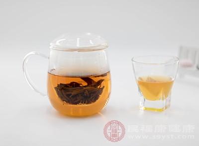 红茶的作用