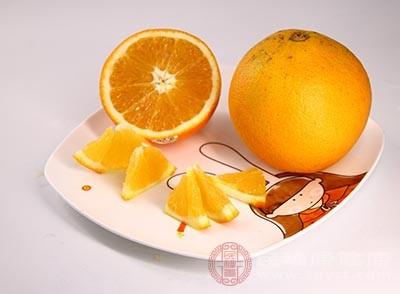吃橙子的好處 每天吃一個身體變美麗