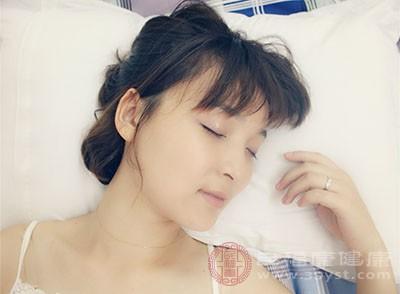 咳嗽保证充足的睡眠