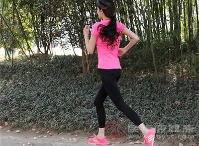 跑步减肥的时光