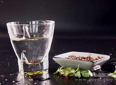 大麦茶具有减肥的作用