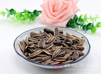 葵花籽的功效与作用