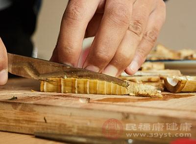 竹笋具有低糖、低脂的特点