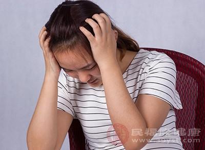 抑郁症患者经常是坐立不安和焦虑