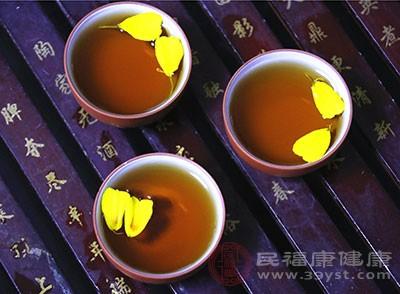 菊花茶的功效 这4类人不能喝菊花茶