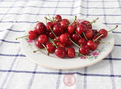櫻桃是孕婦比較理想的一種水果