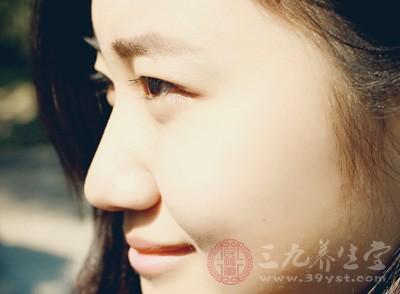 看鼻子外形知健康