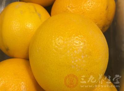 橙子的营养价值 维生素C的储存库橙子