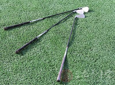 在高尔夫活动中,不合的体形面对的挑衅也是不一样的