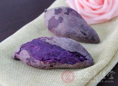 紫薯的营养怎么样?