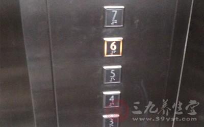 遇火灾不可乘坐电梯或扶梯