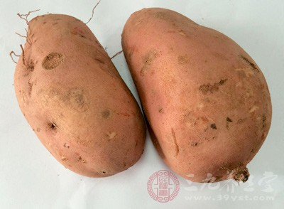 我们都知道红薯有丰富的膳食纤维,可以刺激肠道的同时