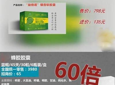 武汉乐百龄公司违规卖保健食品 黑手伸向老人