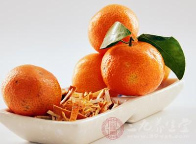 新鲜橘子皮和陈皮的区别