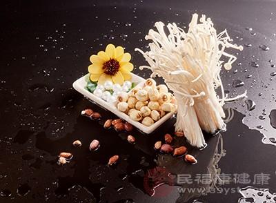 金针菇的营养价值 这些人不适宜食用金针菇