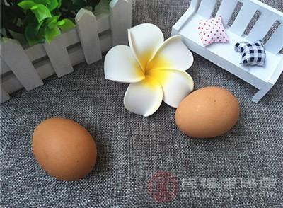 鸡蛋含有丰富的优质蛋白
