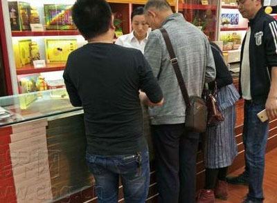 万州五桥永辉超市竟然卖发霉的优益C
