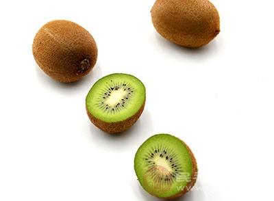 猕猴桃中丰富的抗氧化剂