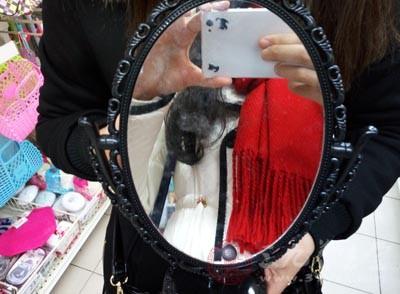 化妆镜的好处