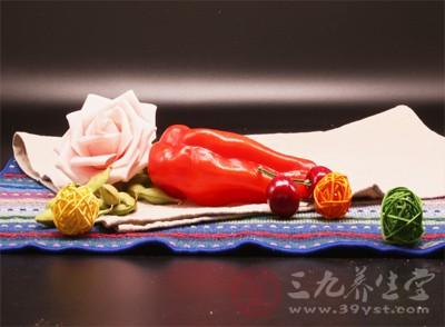 红辣椒能补肾