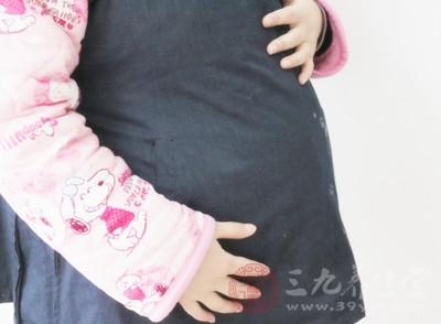 同事小张已经怀孕20周了