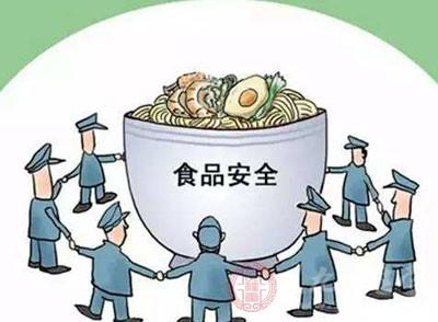 重庆食药监关于6批次食品不合格情况的通告