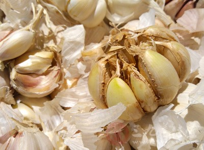 大蒜祛斑 常用这物竟能延缓衰老