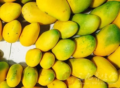 芒果的功效 女人多吃这物竟可美化肌肤