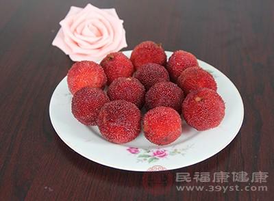 夏季楊梅當令,是不少人喜歡的水果