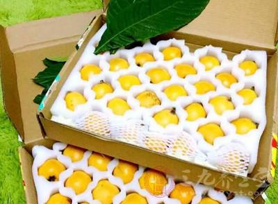 枇杷是常见的水果之一,因滋味甜美、颜色鲜艳受到了很多朋友的喜爱