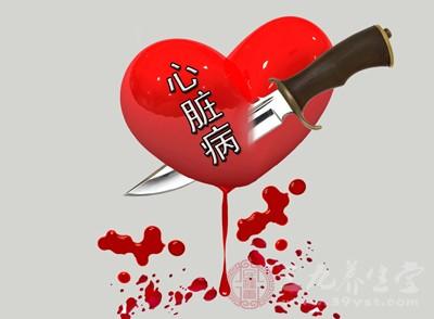 """心脏病的症状 身体出现这八种症状要当""""心"""""""