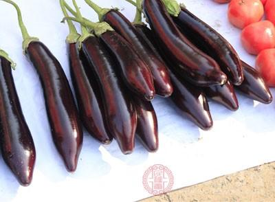 夏季茄子是一味药 紫茄子却是首选