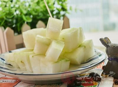 孕妇可以吃冬瓜吗 冬瓜有什么作用
