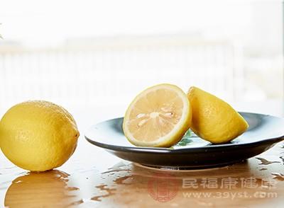 柠檬的功效 这种水果竟然能抗菌消炎