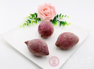 红薯发芽后并不会像土豆一样产生对人体有害的成分