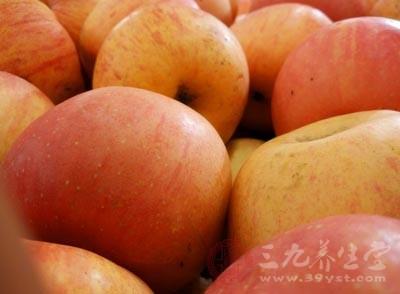 蒸苹果吃,能让其中的果胶不断松软