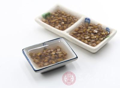 想快速煮烂绿豆,可将绿豆洗干净