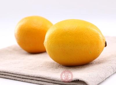 柠檬的作用