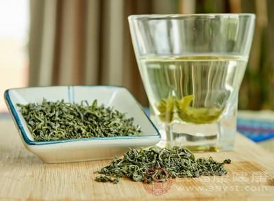 绿茶的功效 喝这种茶能够防流感