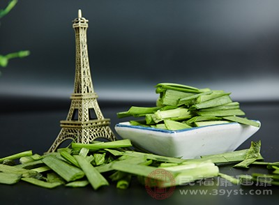 韭菜是一种热性食材