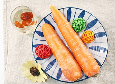 胡萝卜的作用