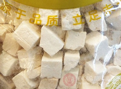 茯苓中含有丰富的抗癌成分
