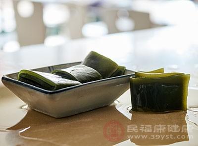 海带不能和什么一起吃 喝茶不能吃这种蔬菜