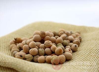 黄豆含有丰富的钾元素