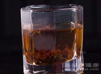 红茶在一定程度上能够起到利尿的效果