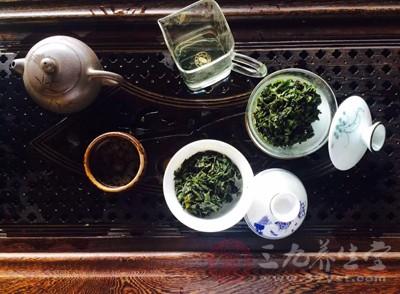 喝茶减肥靠谱吗
