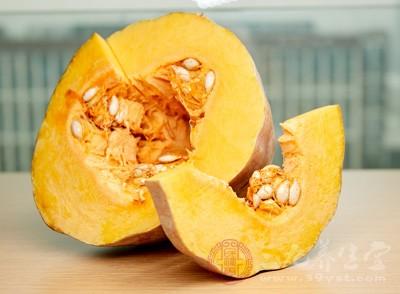南瓜的功效与作用 多吃这物竟能美容养颜