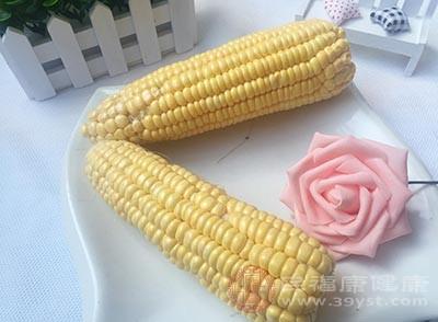 玉米还含有赖氨酸和微量元素硒